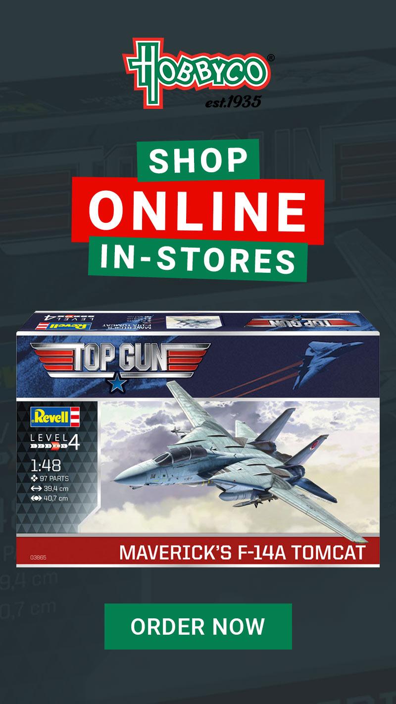 Shop Revell Tomcat Model Kit