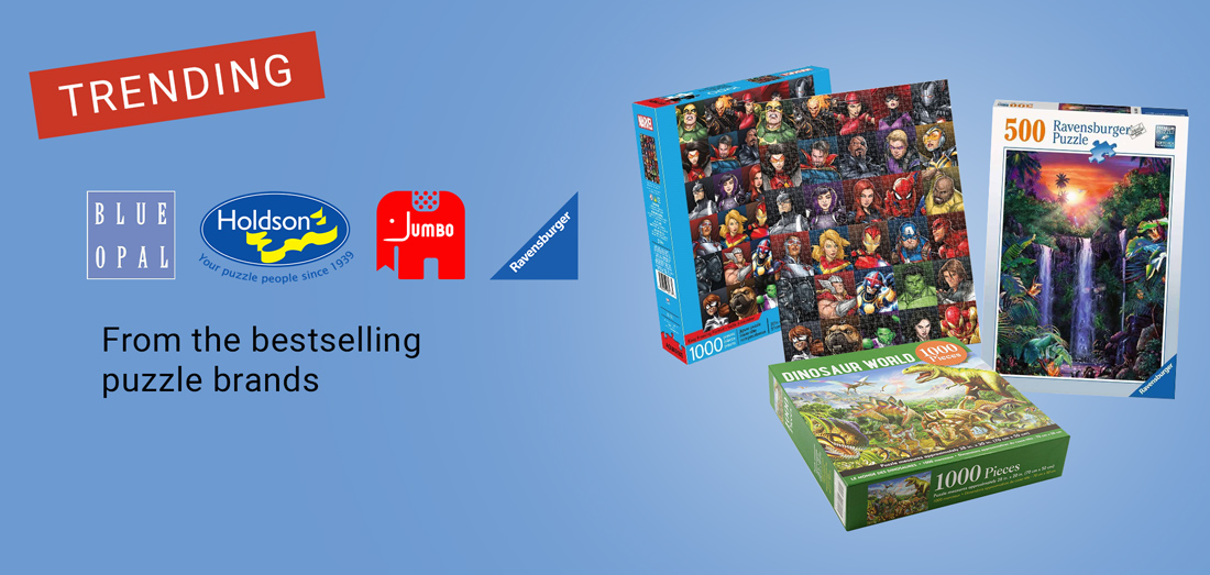 Best Selling Puzzles