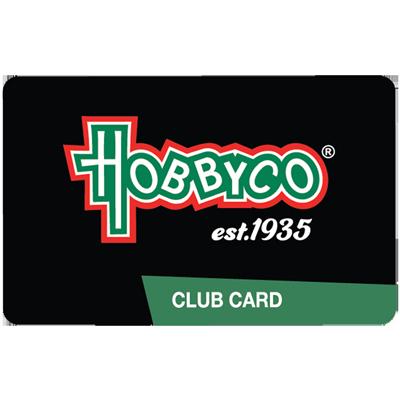 Hobbyco Club Membership