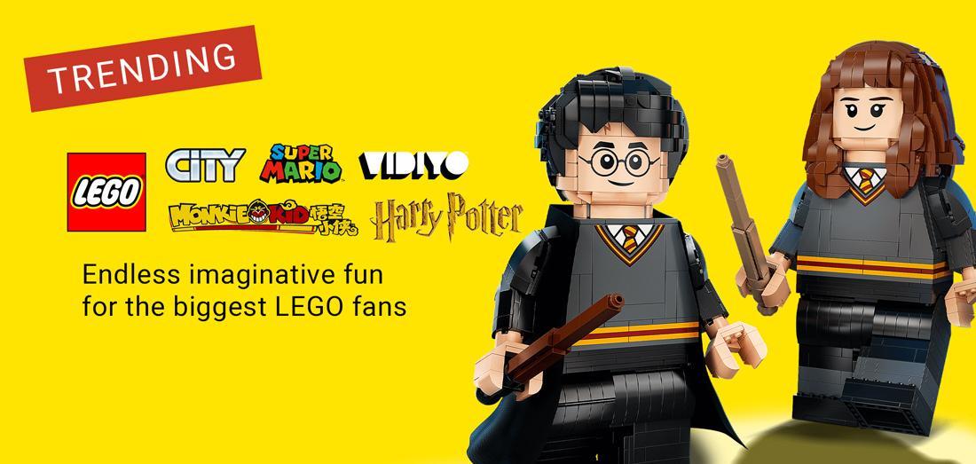 Best LEGO Shop Australia