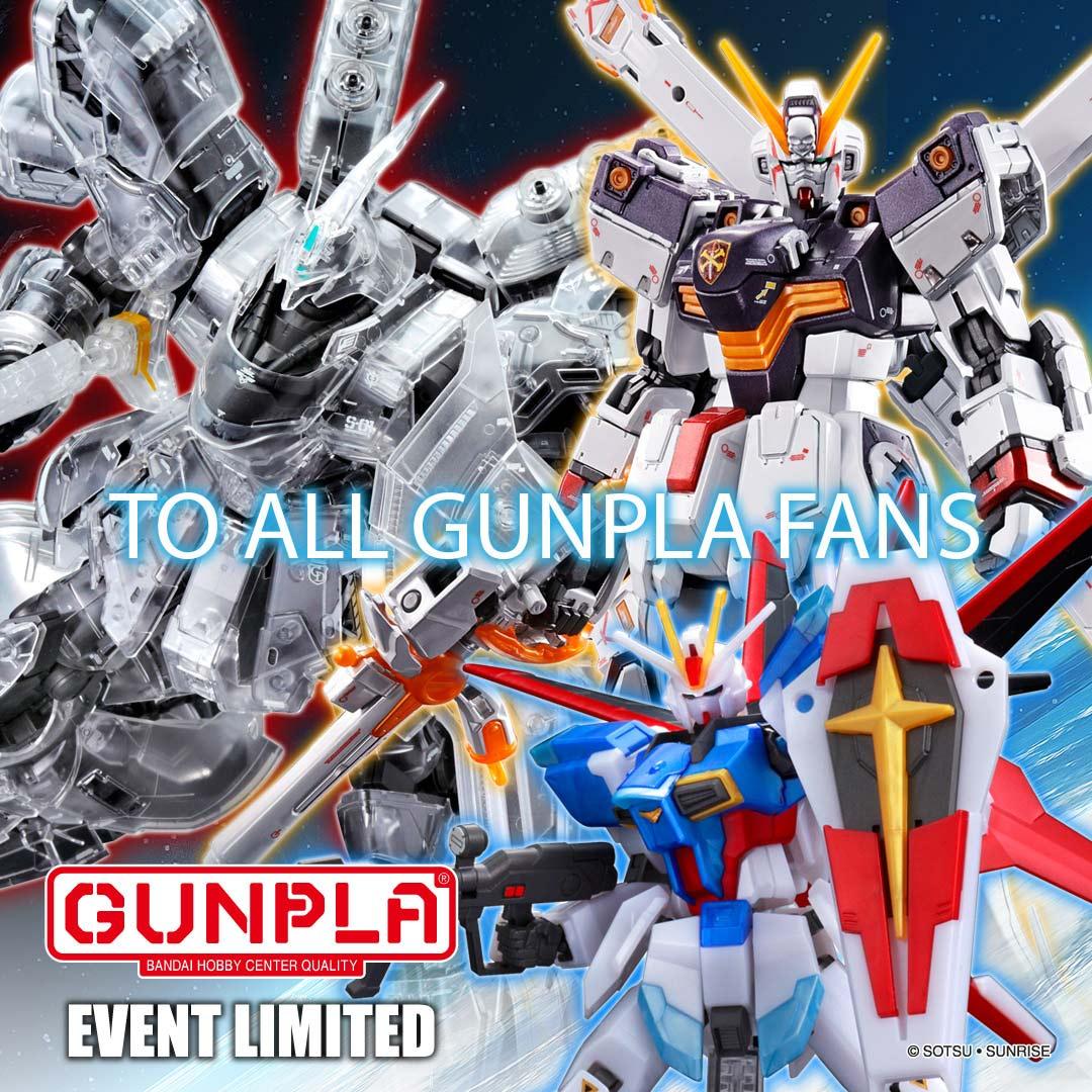 Gundam Model Kit Event Limited Australia
