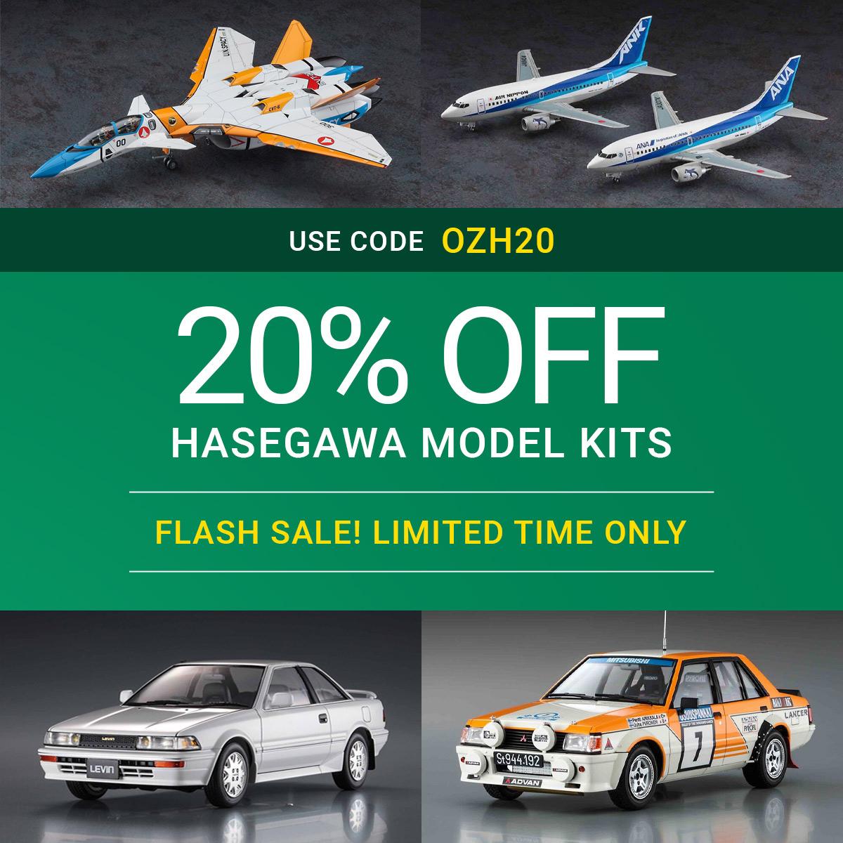 Hasegawa Model Kits Australia