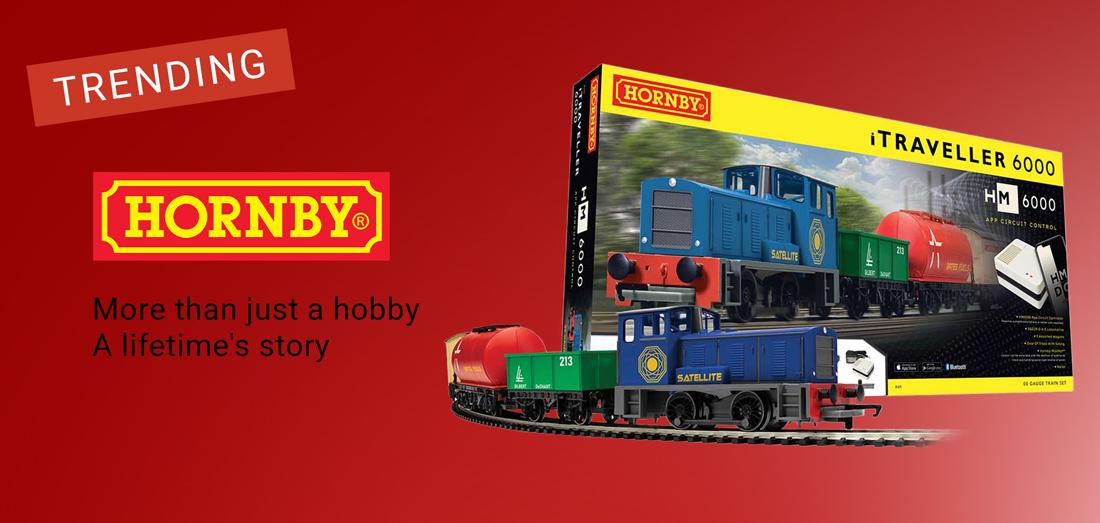 Best Selling Hornby Model Train Shop in Australia
