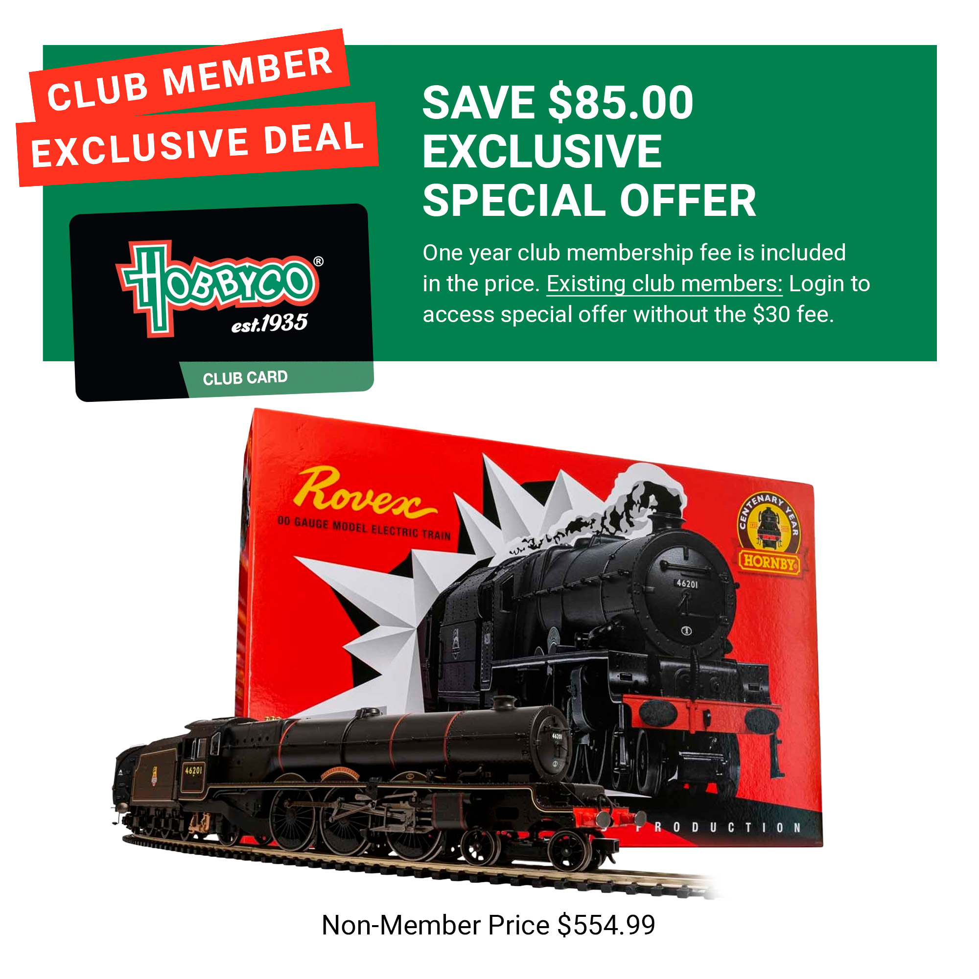 ROVEX Model Train Shop