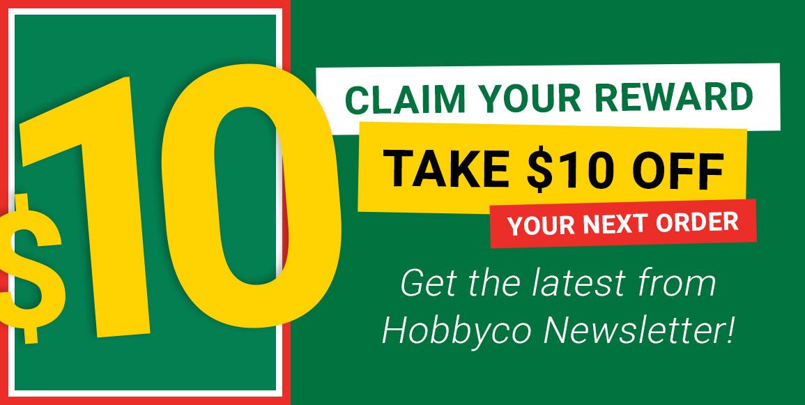 Hobby Shop Australia Newsletter